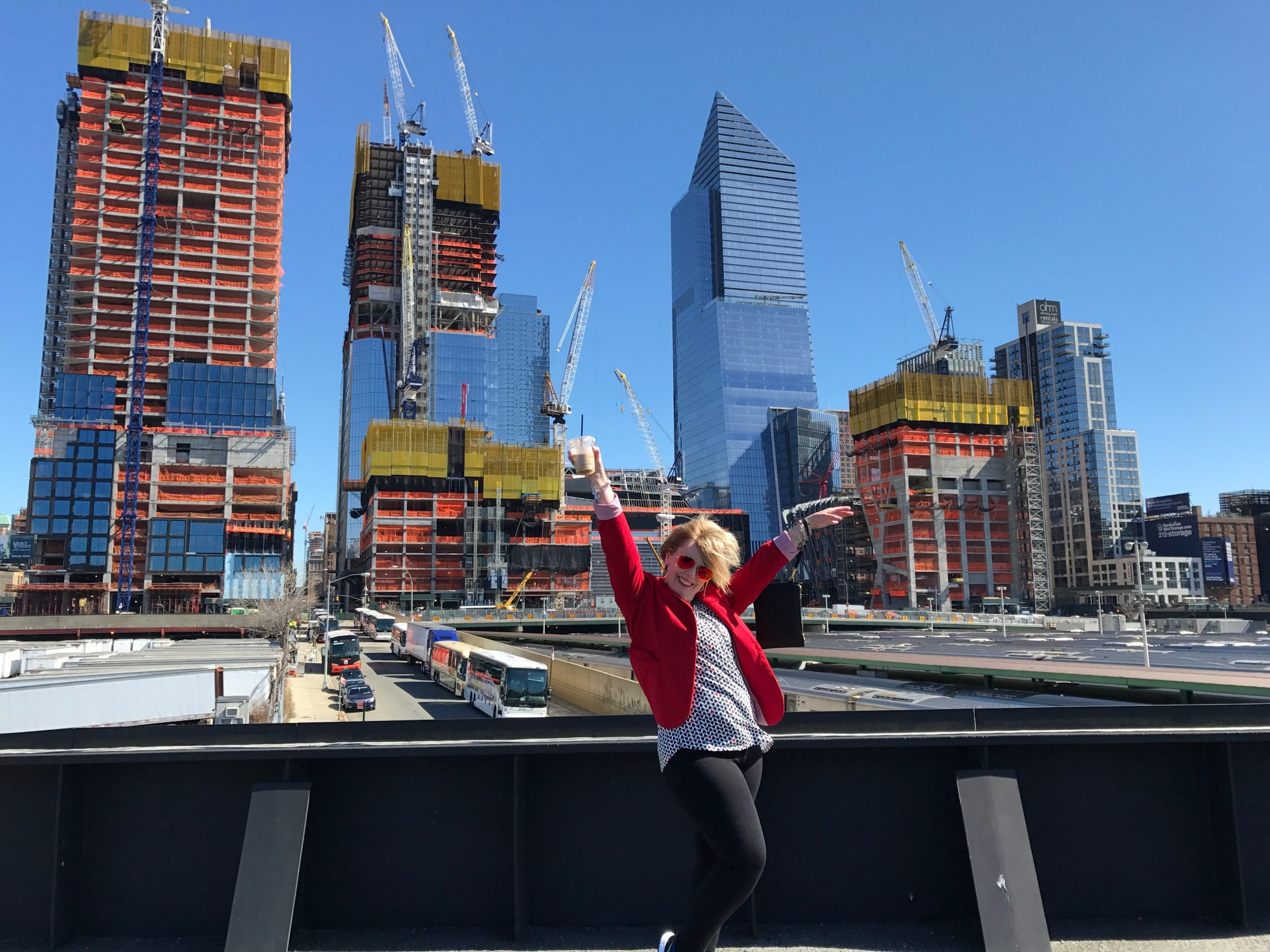 Connections In Life: A trip to New York City