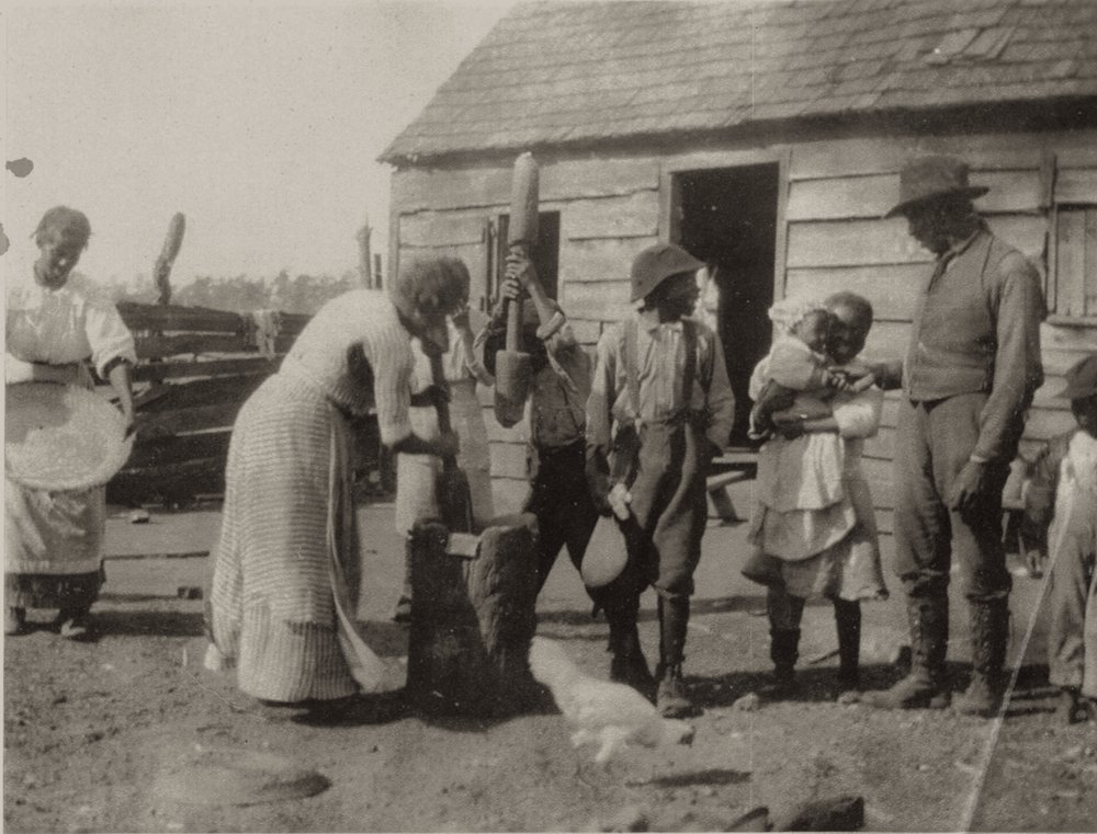 Birmingham, Alabama, South Carolina, Rice, Slavery