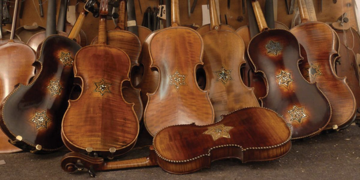 Inspiring Violins of Hope events come to Birmingham, Alabama to spread messages of hope