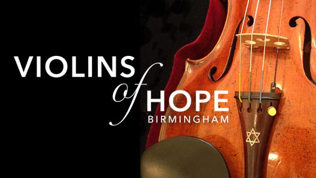 Inspired Southerner Violins of Hope