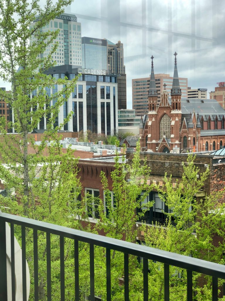Birmingham Spring Walking Tour