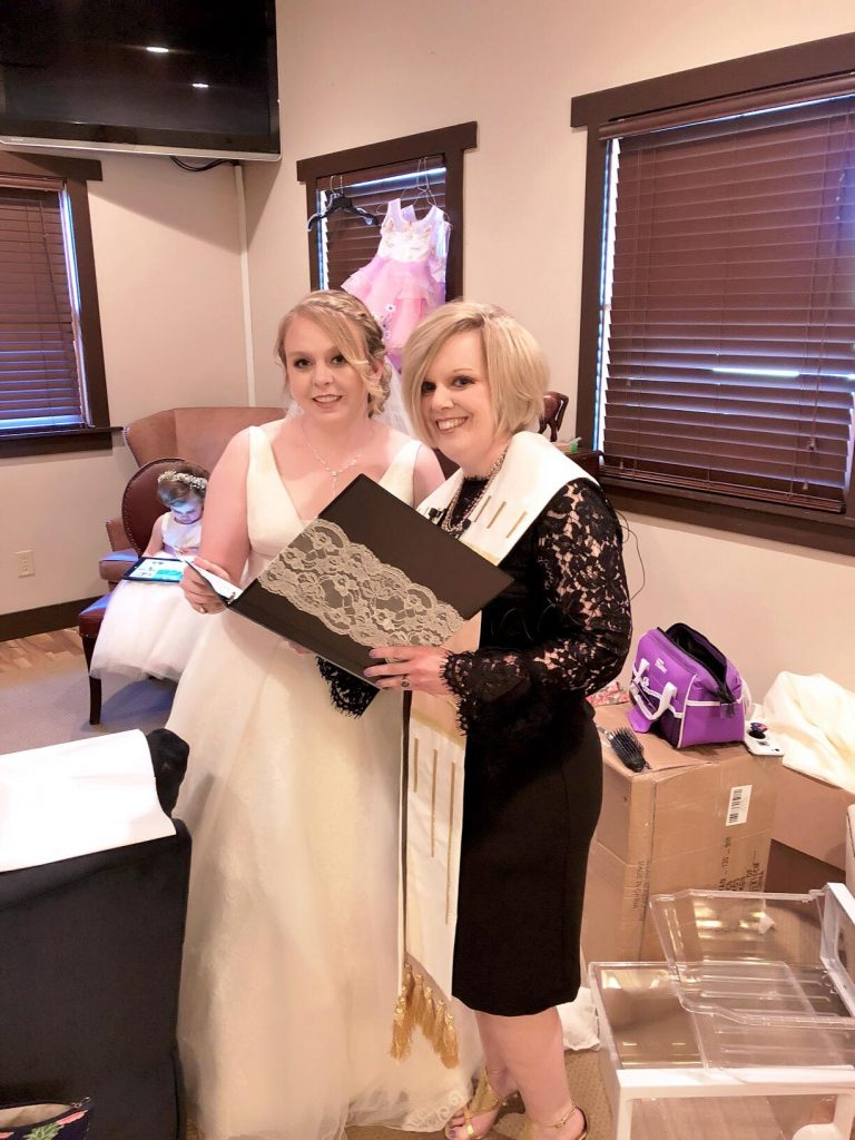 Inspired Southerner Chandler and Kelly wedding