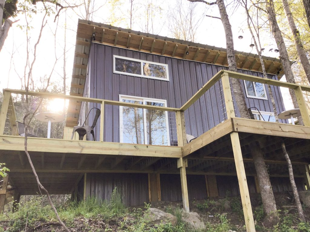 Case Rock Cabin Inspired Southerner