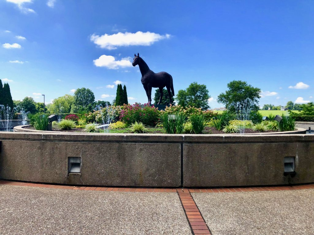 Inspired Southerner Kentucky Horse Park