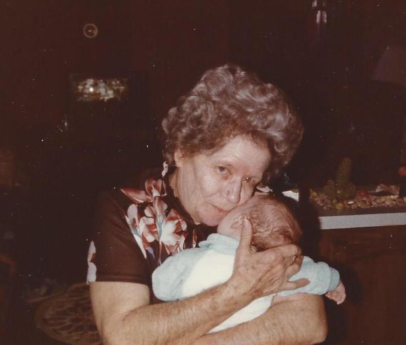 My Southern grandma