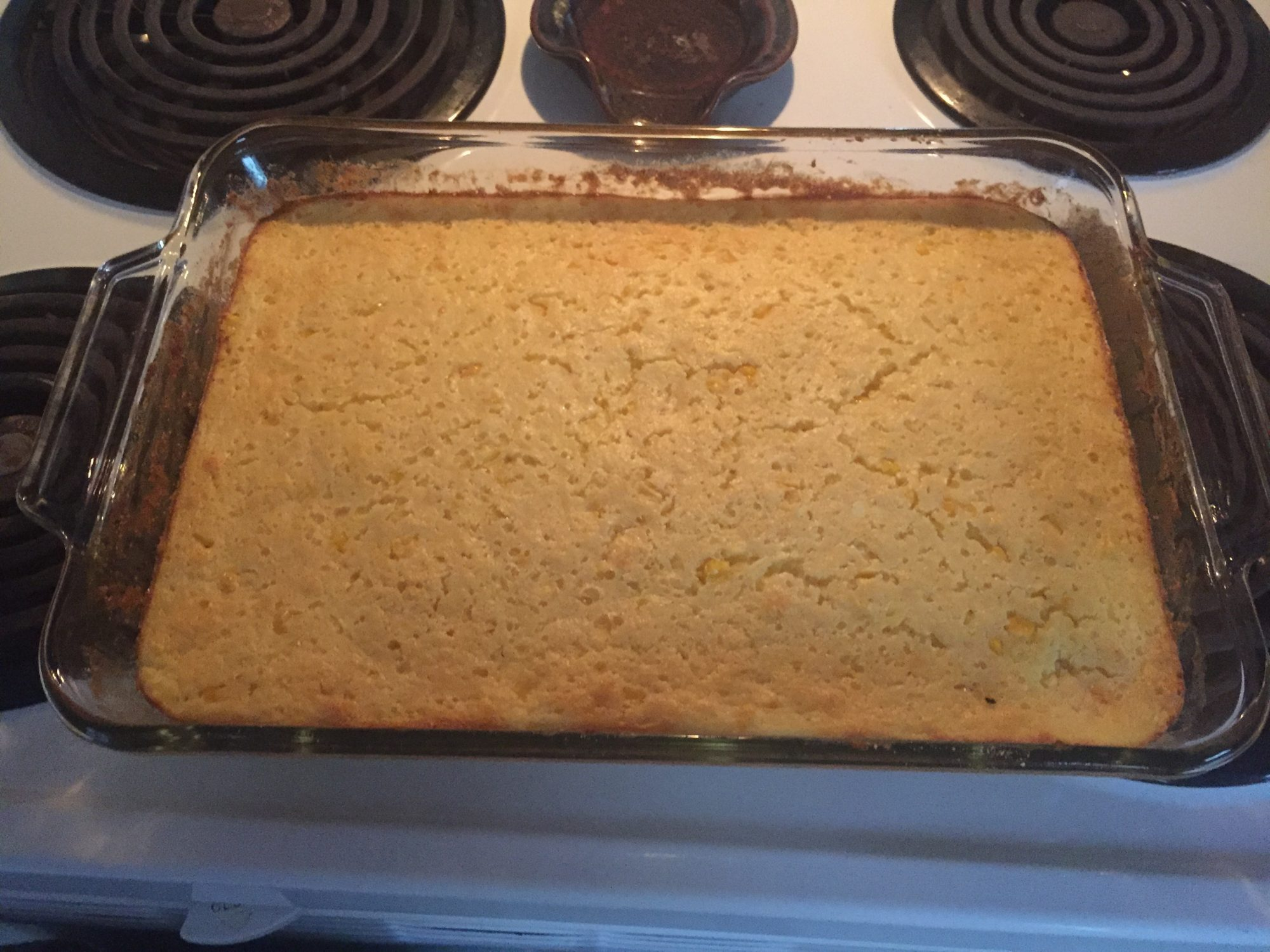 Happy Thanksgiving! My Southern Corn Casserole Recipe
