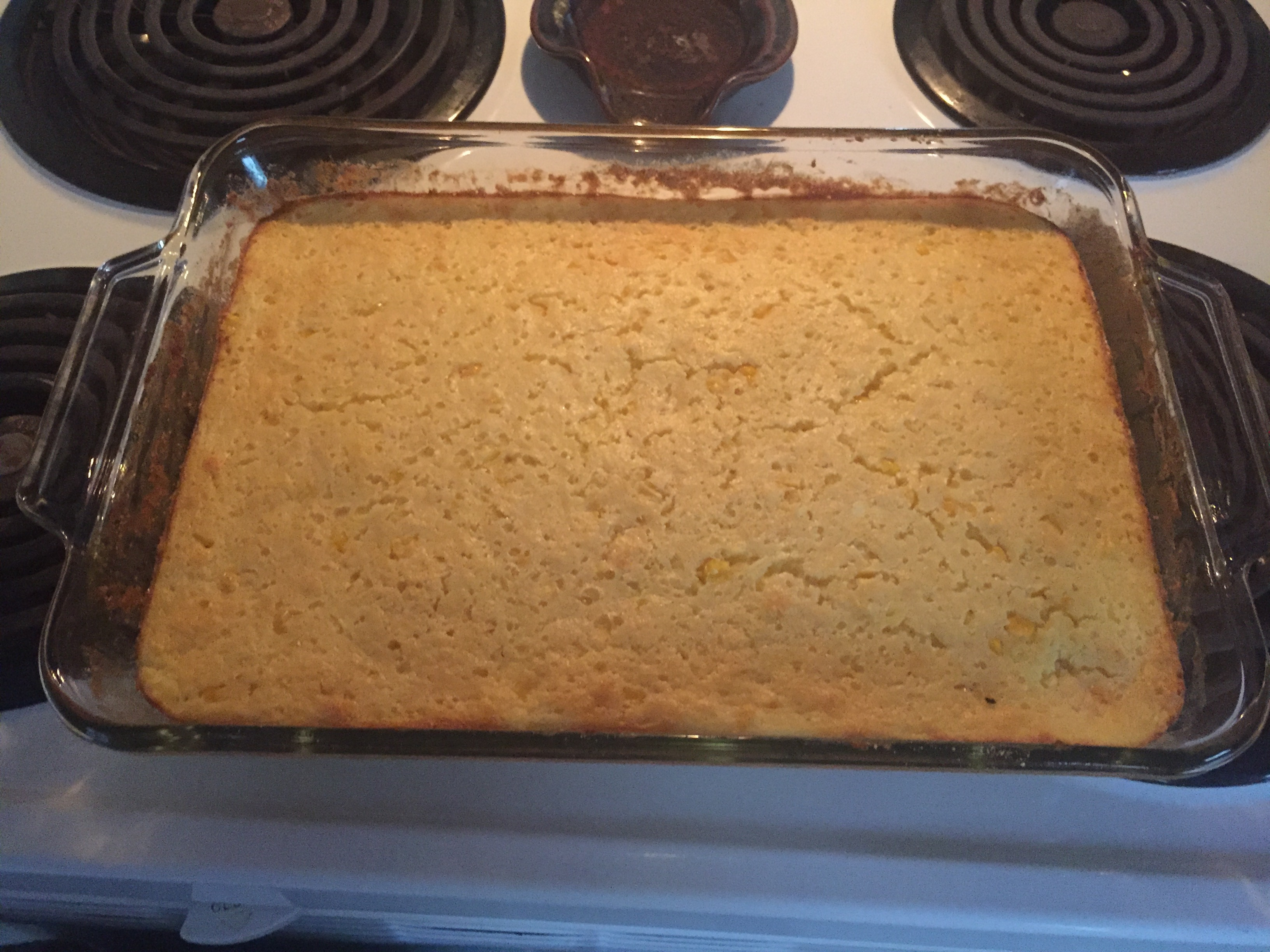 Happy Thanksgiving! My Southern Corn Casserole Recipe