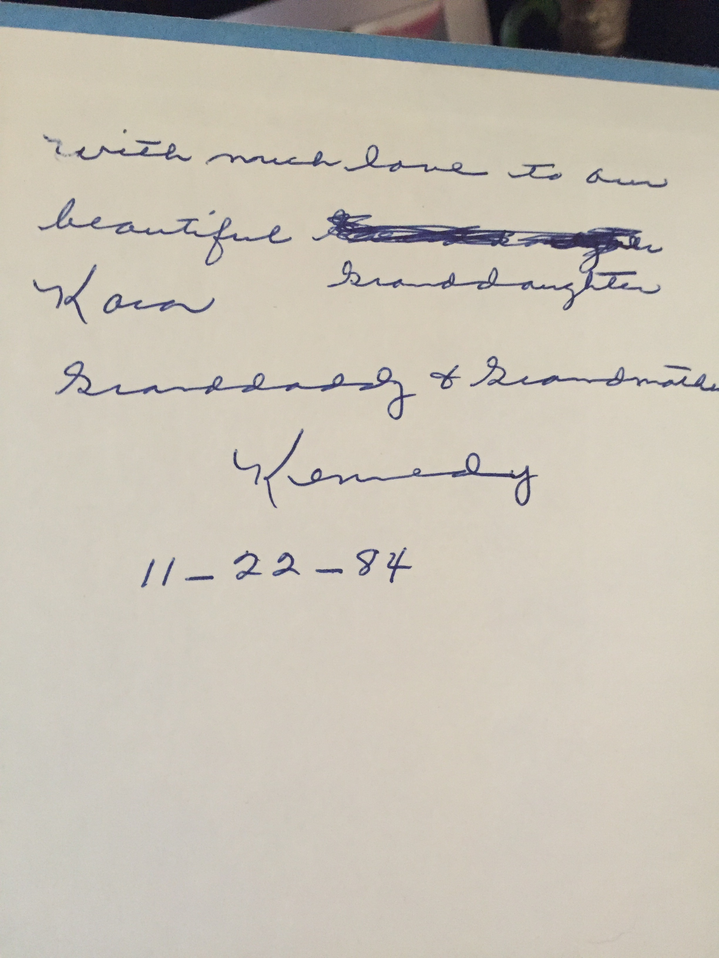 The Lost Art of Handwritten Notes and Letters
