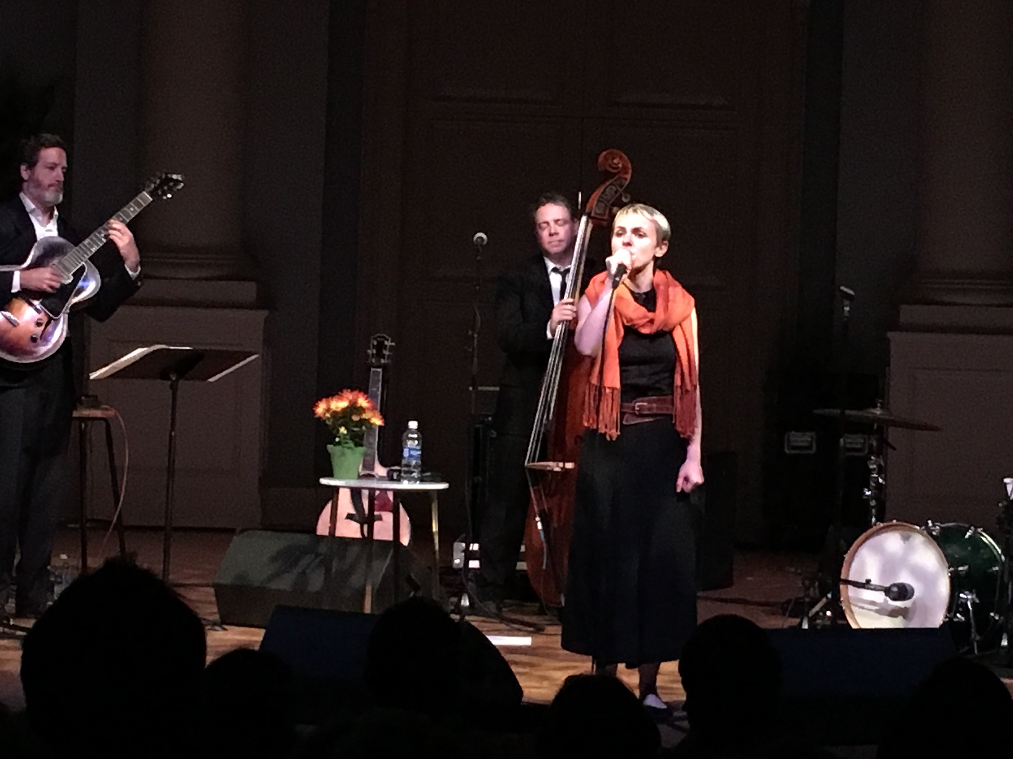 Wordless Wednesday: The Very Talented Kat Edmonson