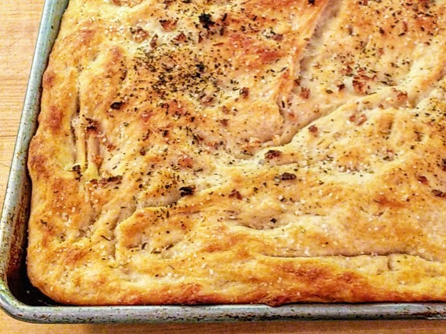 Focaccia Bread For Days