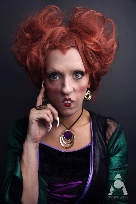 Alabama photographer, Amanda Chapman finds comfort in Halloween