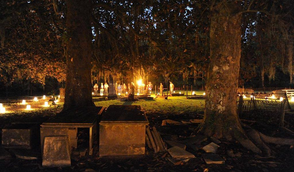 Haunted History Tour lets you hunt for ghosts in Old Cahawba