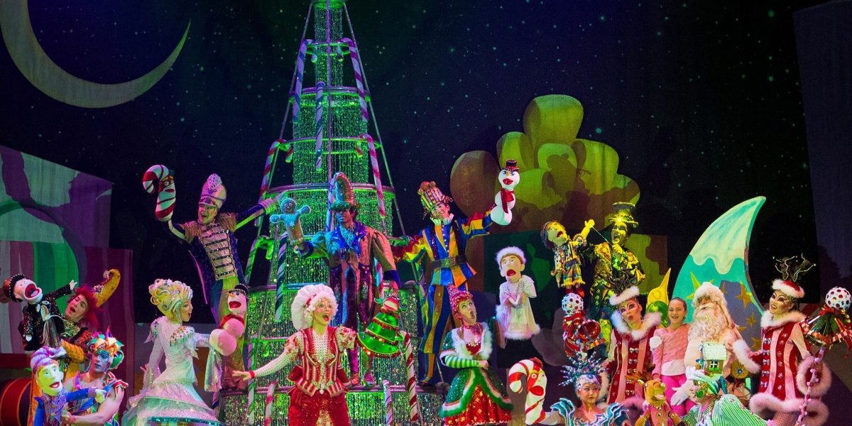 Nashville: Opryland's A Country Christmas a tradition for 35 years