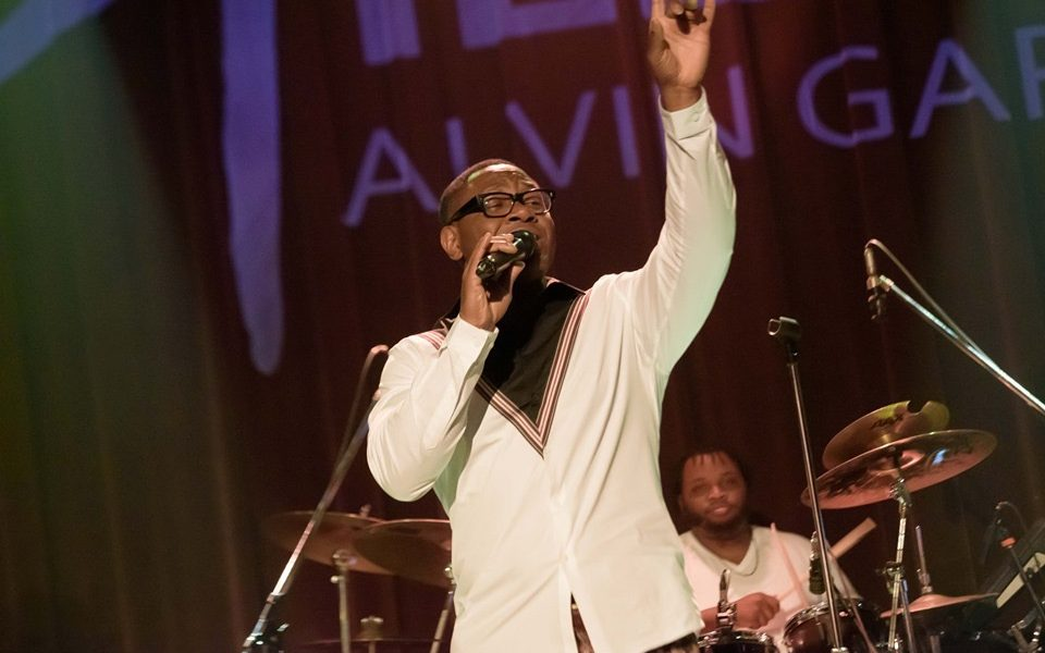 Songwriter Alvin Garrett releases 'This Hill'; Gives electrifying musical performance