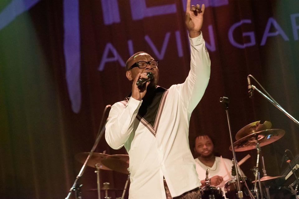 Inspired Southerner Alvin Garrett