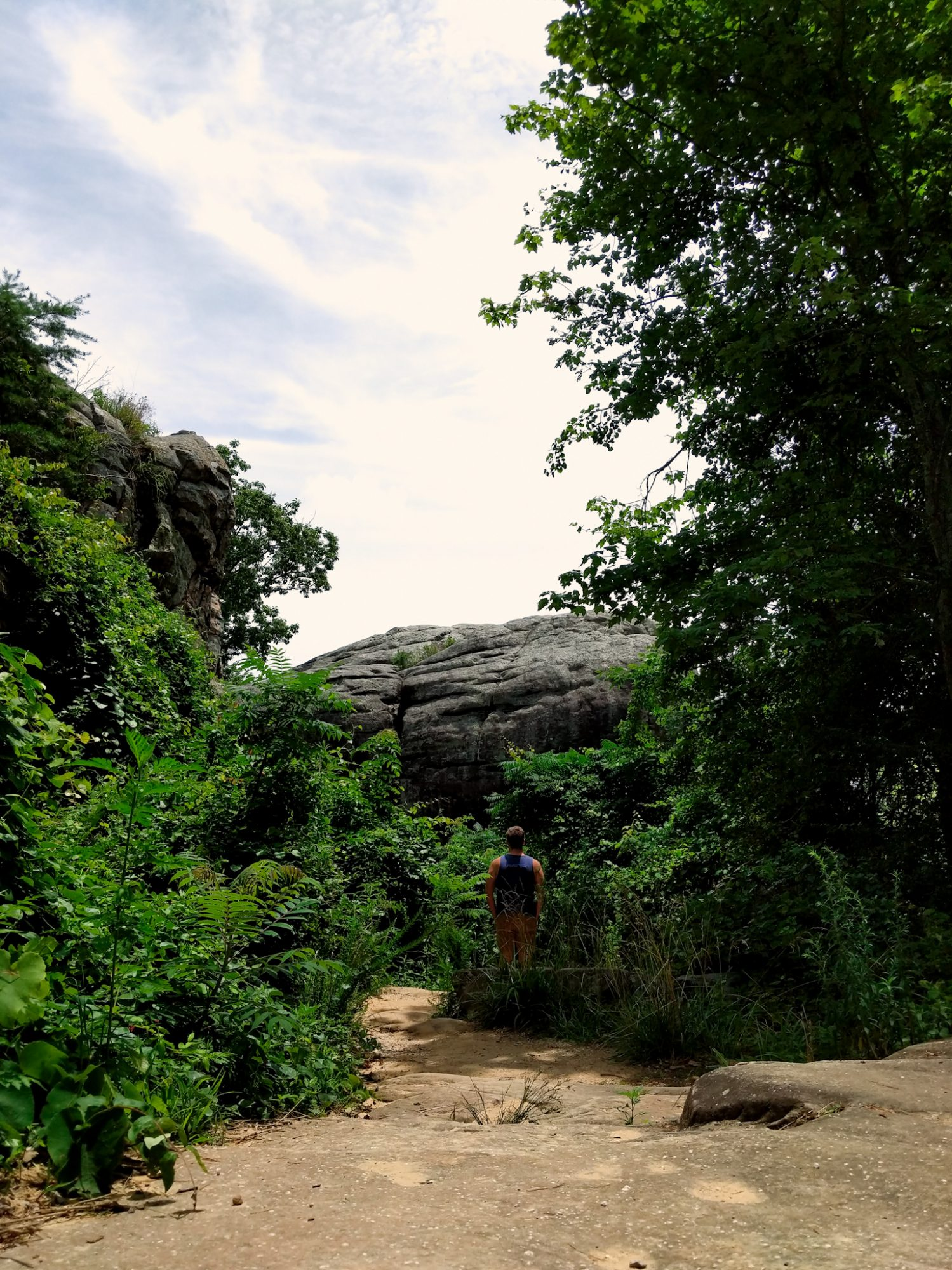 Alabama's Cherokee Rock Village is a scenic mecca for hikers